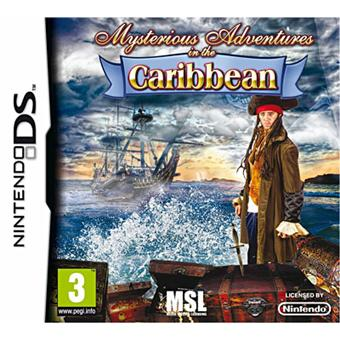 Mysterious Adventures At The Carribean