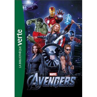 Bibliothèque MarvelBibliothèque Marvel 01 - The Avengers - Le roman du film