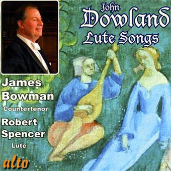 Dowland:Lute Songs