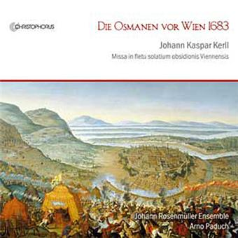 Les Ottomans aux portes de Vienne en 1683