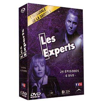 Les Experts Las VegasCoffret intégral de la Saison 1