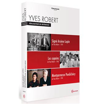 Coffret Yves Robert : Réalisateur de référence 8 films DVD