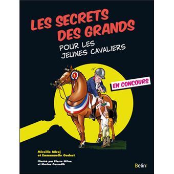 Secrets des grands pour les jeunes cavaliers