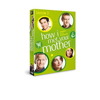 How I met your MotherHow I met your Mother - Coffret intégral de la Saison 3