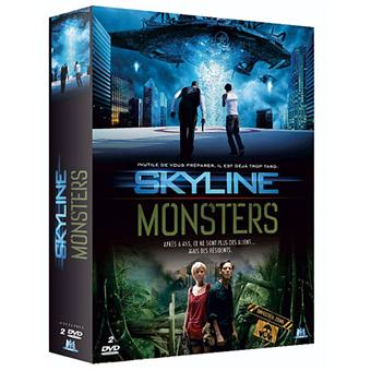 Monsters - Skyline - Coffret