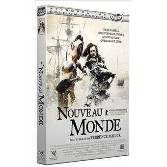 Le Nouveau Monde DVD