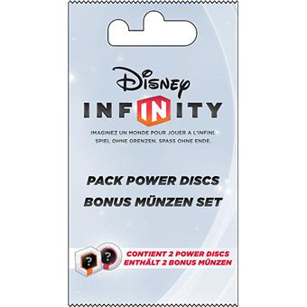 Disney Infinity Pack Power Disc Jeux Vidéo Achat Prix Fnac