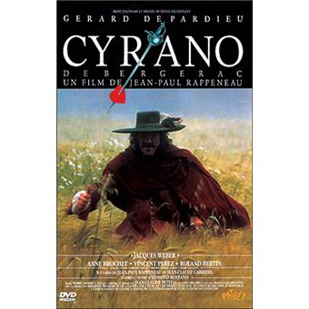 cyrano de bergerac jean paul rappeneau dvd zone 2. Black Bedroom Furniture Sets. Home Design Ideas