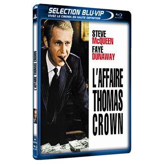 L'Affaire thomas Crown VIP¨Blu-ray
