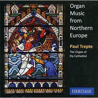 Musique d'orgue du Nord de l'Europe