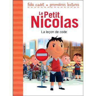 Le Petit NicolasLa leçon de code