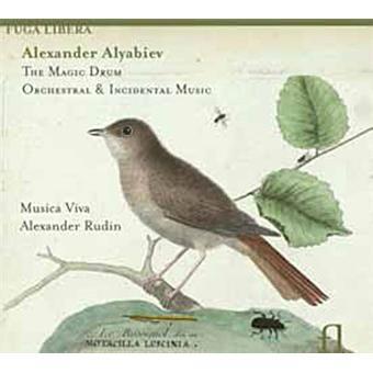 Alexander Alyabiev: Orchester- und Bühnenmusik