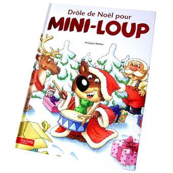 Photo De Noel Drole.Mini Loup Drôle De Noël Pour Mini Loup