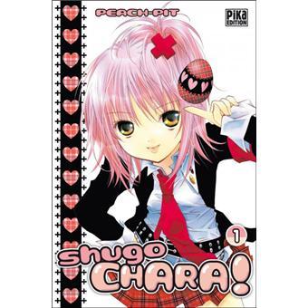 Shugo Chara Tome 01 Shugo Chara