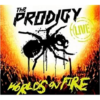 World's on fire - Inclus DVD bonus