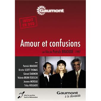 Amour et confusions DVD