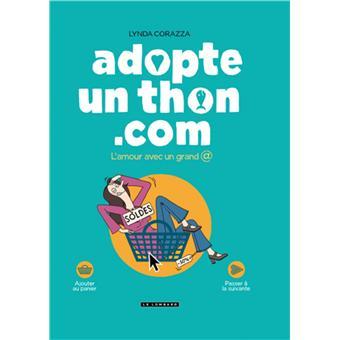Adopte-un-thon.com,  l'amour avec un grand @