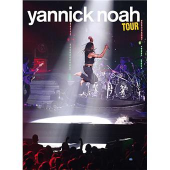YANNICK NOAH TOUR/DVD
