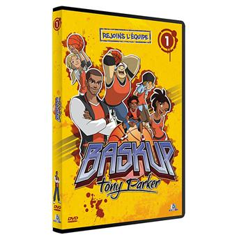 Bask 39 up volume 1 dvd zone 2 achat prix fnac - Tony parker dessin anime ...