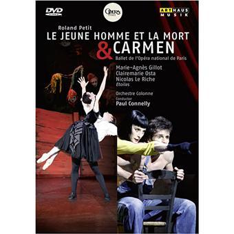 JEUNE HOMME ET LA MORT/CARMEN