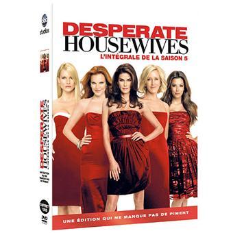 Desperate housewivesDesperate housewives - Coffret intégral de la Saison 5