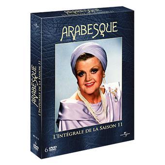 ArabesqueArabesque - Coffret intégral de la Saison 11