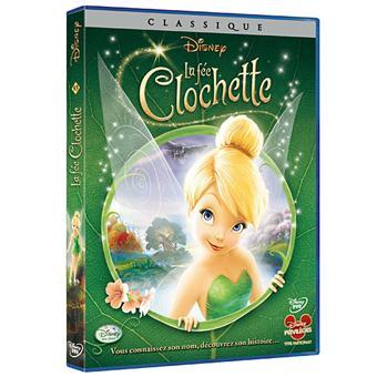 Fée ClochetteLa Fée Clochette DVD