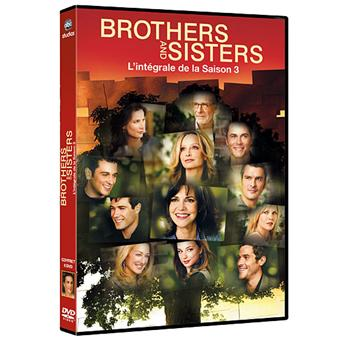 Brothers and SistersBrothers and Sisters - Coffret intégral de la Saison 3