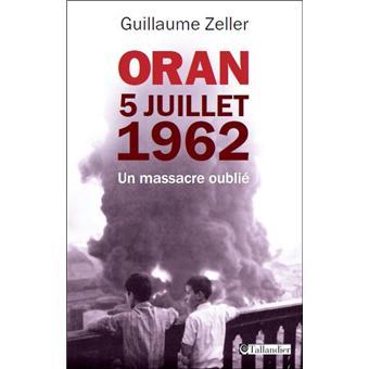 Oran5 juillet 1962