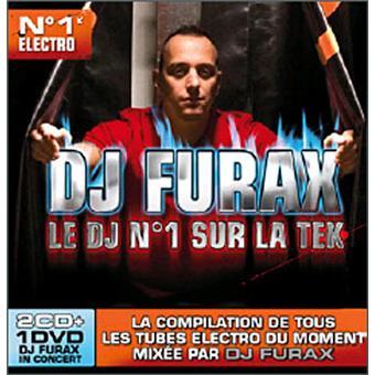 album dj furax