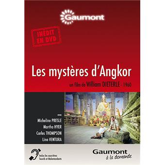 Les mystères d'Angkor DVD