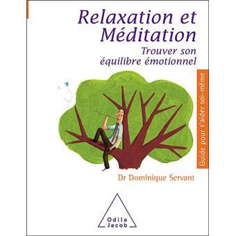 relaxation livre