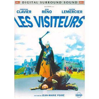 Les VisiteursLes visiteurs DVD