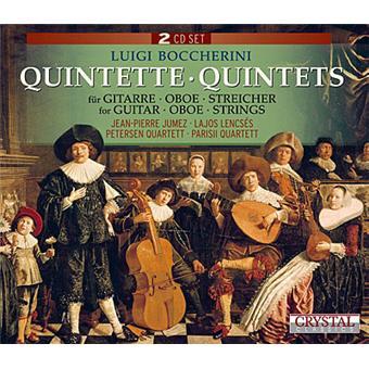 Quintette guitare hautbois et cordes