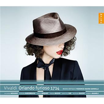 Vivaldi Orlando 1714