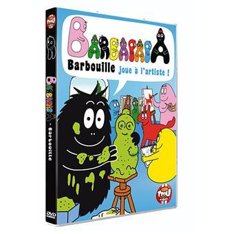 BarbapapaBarbouille joue à l'artiste !