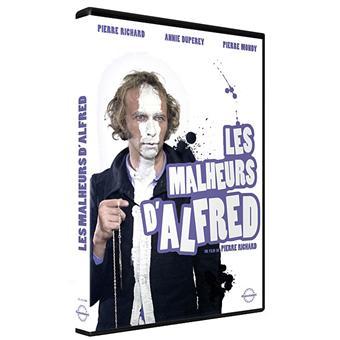 Les malheurs d'Alfred DVD