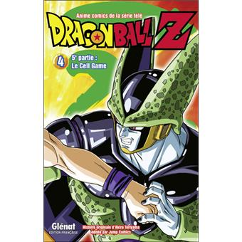 Dragon Ball ZCell Game