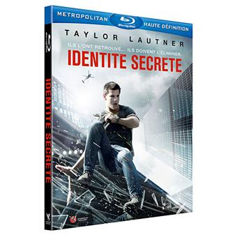 Identité secrète - Blu-Ray