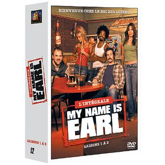 My Name is EarlMy Name is Earl - Coffret intégral des Saison 1 à 3