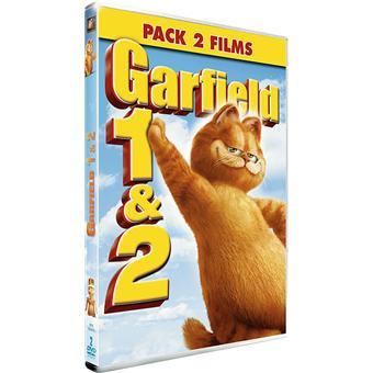 Garfield, le film - Garfield 2 - Bipack