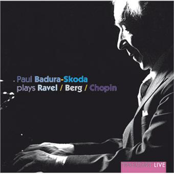 Plays Ravel, Berg, Chopin