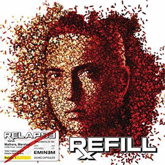 Relapse:refill (2cd) (imp)
