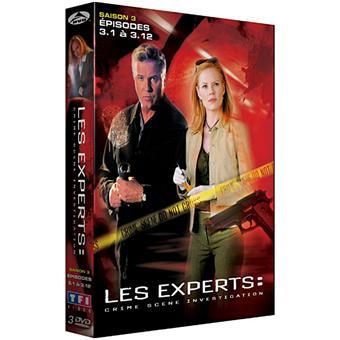 Les Experts Las VegasCoffret de la Saison 3 - Volume 1