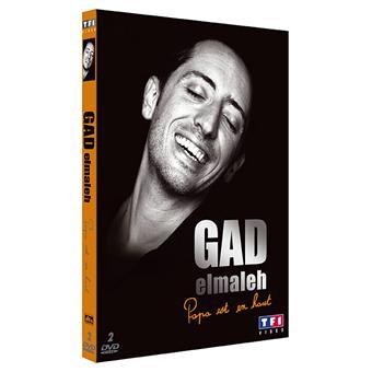 Gad Elmaleh : Papa est en haut - Version simple