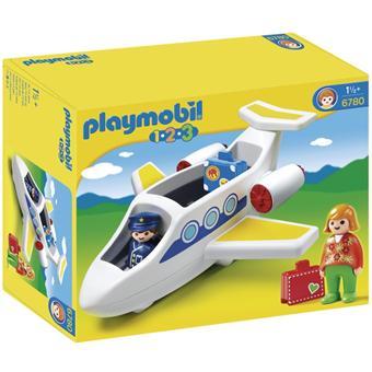 Playmobil Avion Playmobil Ligne 6780 Avion De 6780 2WE9IDHY