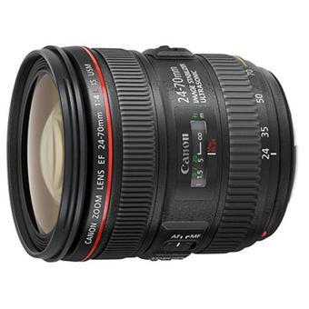 Canon EF 24-70 mm f/4.0 L IS USM Reflex Lens