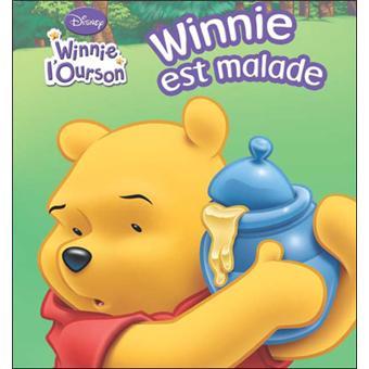 Winnie l 39 ourson winnie est malade walt disney - Rideau winnie l ourson castorama ...