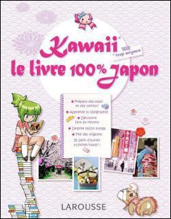 Kawaii Le Livre 100 Japon