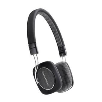 Casque Bowers & Wilkins P3 noir/gris